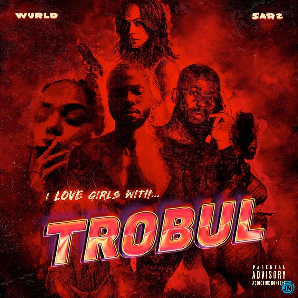I Love Girls With Trobul EP
